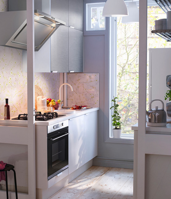 Best ideas about Ikea Small Kitchen Ideas . Save or Pin IKEA Kitchen Designs Ideas 2011 DigsDigs Now.