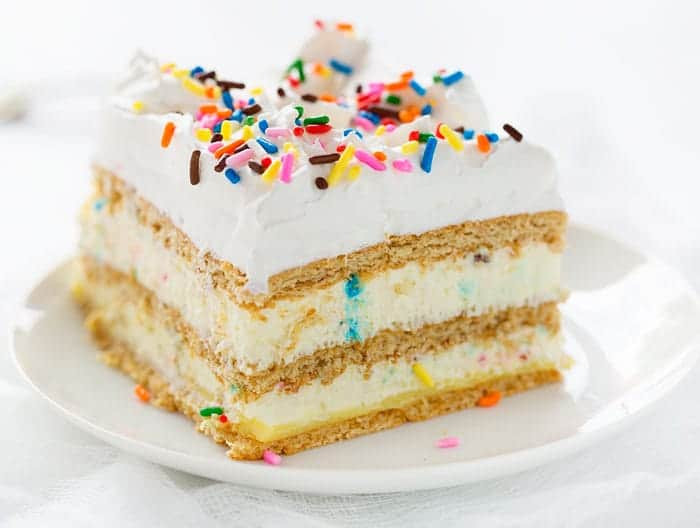 Best ideas about Image Birthday Cake . Save or Pin Birthday Cake Lasagna Now.