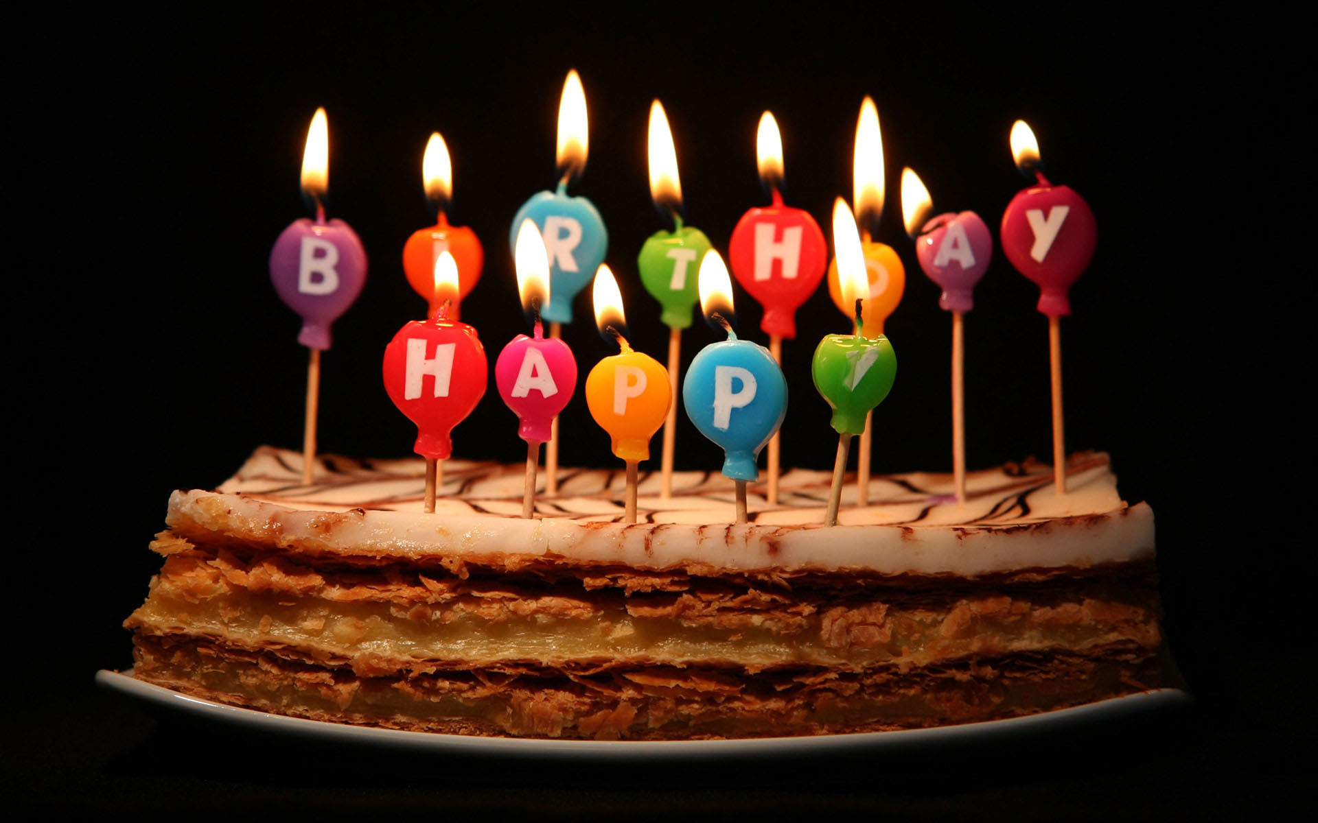 Best ideas about Image Birthday Cake . Save or Pin Happy Birthday Cake Now.