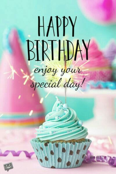 Best ideas about Image Of Happy Birthday Wish . Save or Pin Happy Birthday Enjoy Your Special Day s Now.