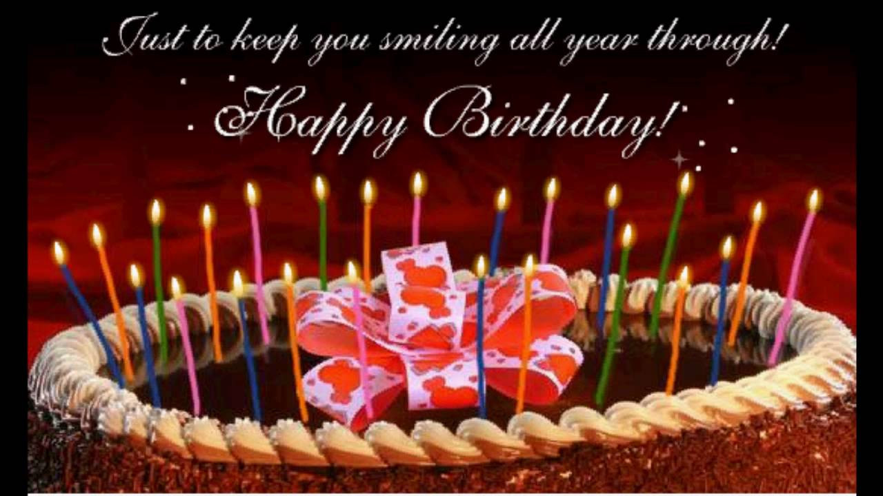 Best ideas about Image Of Happy Birthday Wish . Save or Pin Happy Birthday Message Now.
