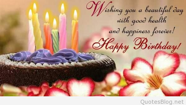 Best ideas about Image Of Happy Birthday Wish . Save or Pin Short happy birthday wishes 2015 Now.
