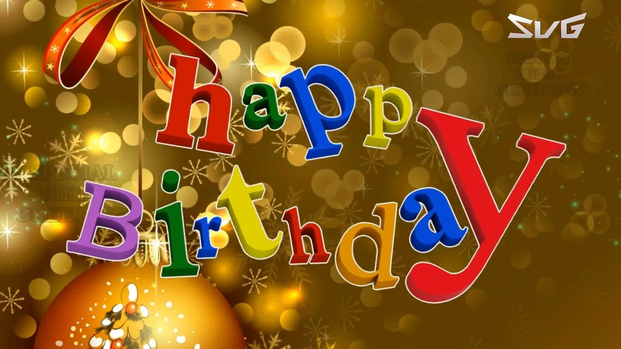 Best ideas about Image Of Happy Birthday Wish . Save or Pin Happy Birthday Wishes Quotes Whatsapp Animation Now.
