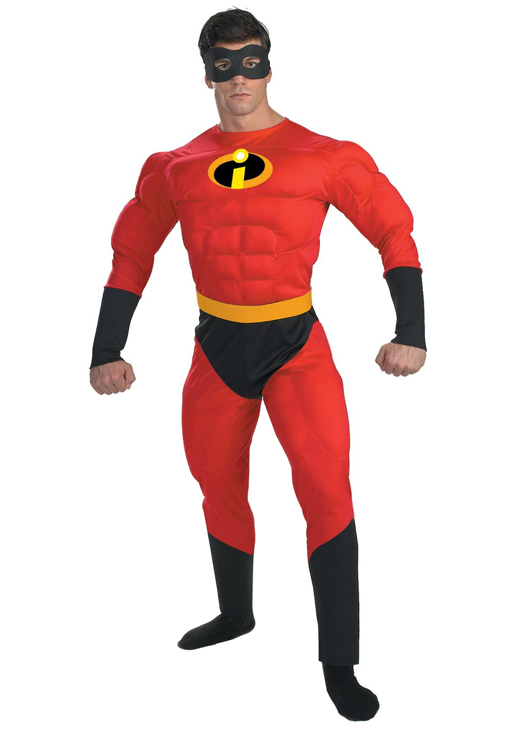 Best ideas about Incredibles DIY Costumes . Save or Pin Mr Incredible Deluxe Muscle Plus Size Costume Now.