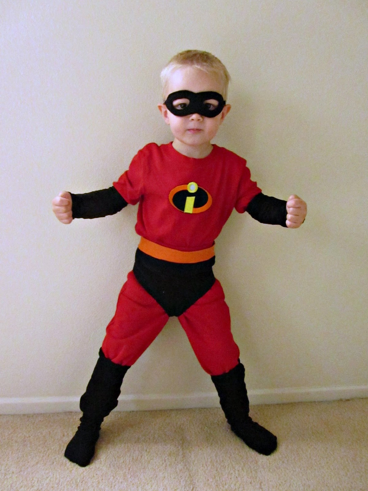 Best ideas about Incredibles DIY Costumes . Save or Pin Chadwicks Picture Place Incredibles Costume Now.