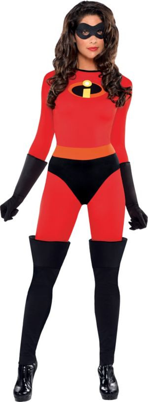 Best ideas about Incredibles DIY Costumes . Save or Pin Adult Mrs Incredible Costume The Incredibles Party City Now.