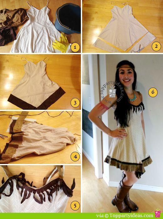 Best ideas about Indian Halloween Costumes DIY . Save or Pin 1000 ideas about Pocahontas Costume on Pinterest Now.