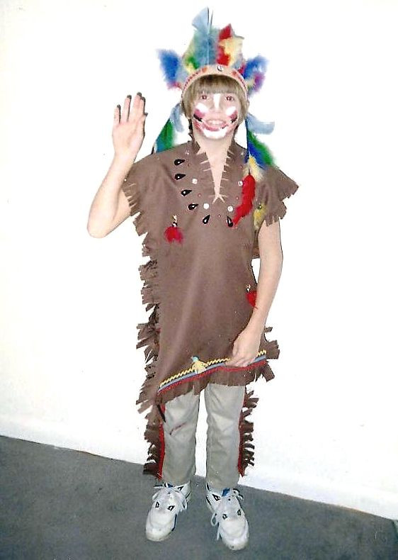 Best ideas about Indian Halloween Costumes DIY . Save or Pin How to make your own homemade Native American Indian Now.