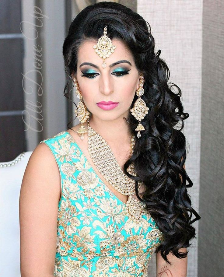 Best ideas about Indian Wedding Hairstyles . Save or Pin 1000 ideas about Indian Wedding Hairstyles on Pinterest Now.