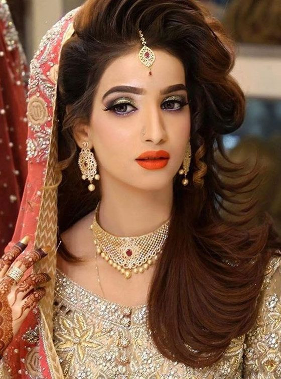 Best ideas about Indian Wedding Hairstyles . Save or Pin 25 best ideas about Indian bridal hairstyles on Pinterest Now.