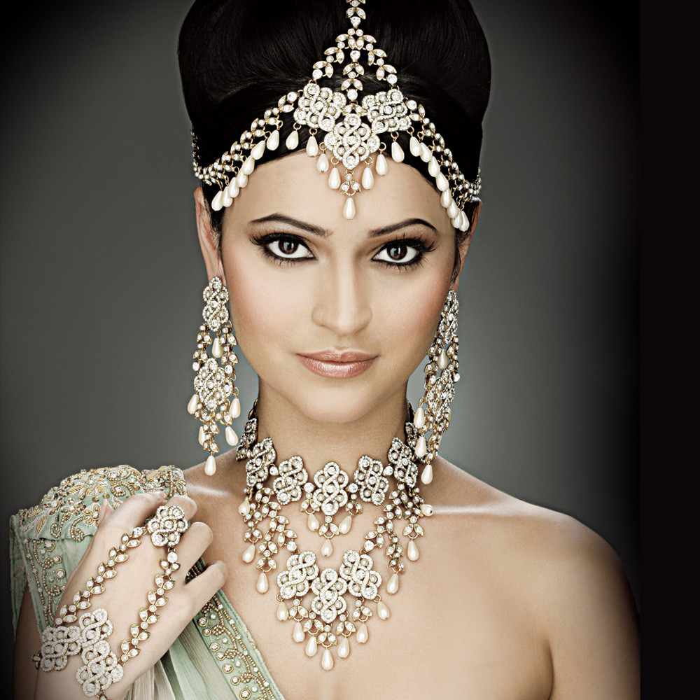 Best ideas about Indian Wedding Hairstyles . Save or Pin Indian Bridal Hairstyles s and Videos Now.