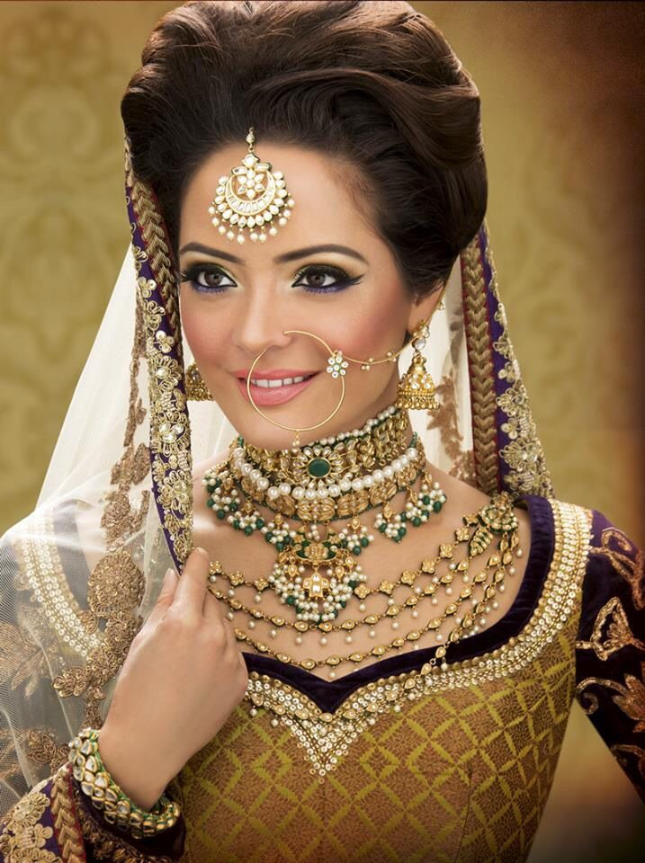 Best ideas about Indian Wedding Hairstyles . Save or Pin 17 Romantic Indian bridal hairstyles for a summer glam Now.