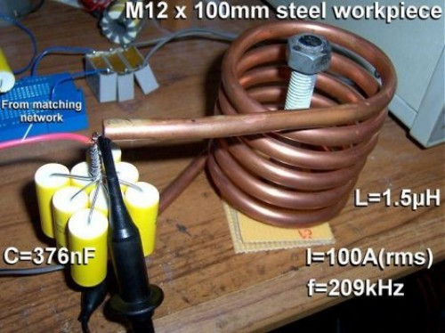 Best ideas about Induction Forge DIY . Save or Pin Induction Heating Demonstration Hacked Gad s – DIY Now.