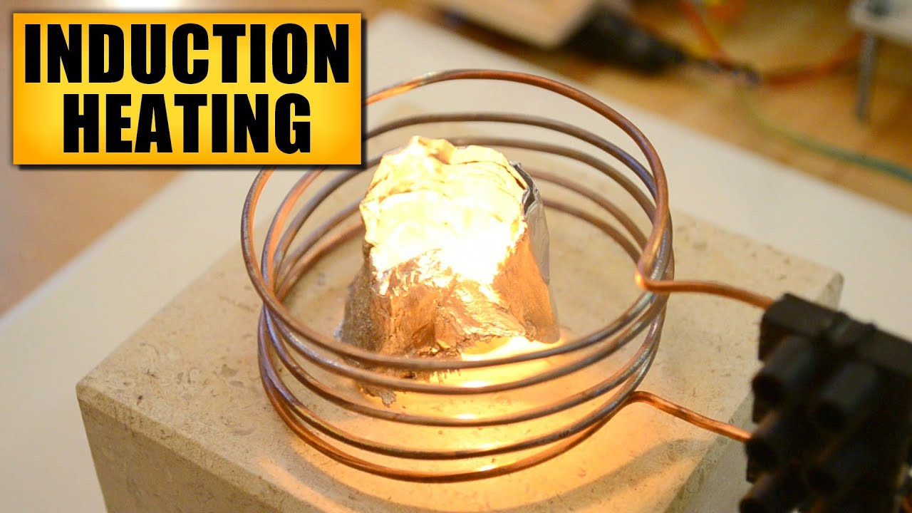 Best ideas about Induction Forge DIY . Save or Pin Induction heating DIY Experiments 8 Make an induction Now.