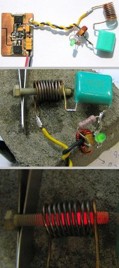 Best ideas about Induction Forge DIY . Save or Pin DIY induction cooker heater knife ideas Now.