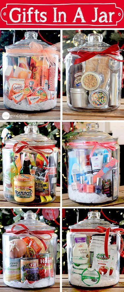 """Best ideas about Inexpensive Gift Baskets Ideas . Save or Pin Think outside the t basket """"box """" A simple creative Now."""