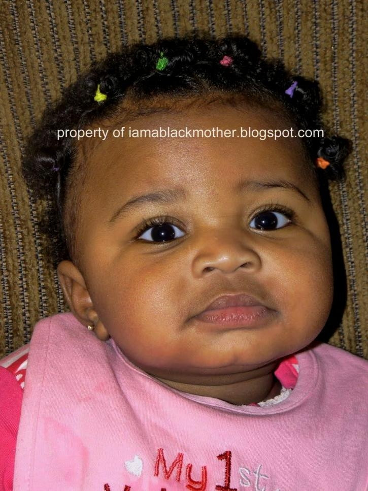 Best ideas about Infant Girls Hairstyles . Save or Pin 2019 Latest Black Baby Hairstyles For Short Hair Now.