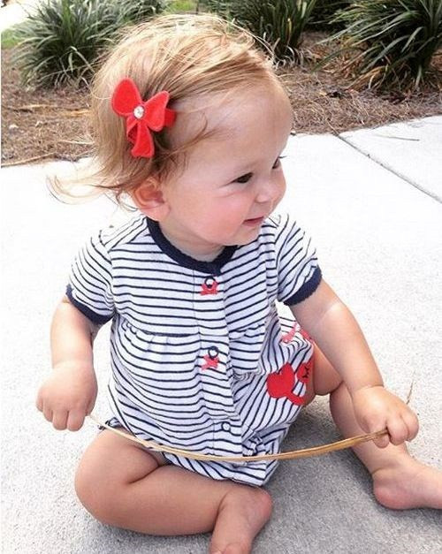Best ideas about Infant Girls Hairstyles . Save or Pin 20 Super Sweet Baby Girl Hairstyles Now.