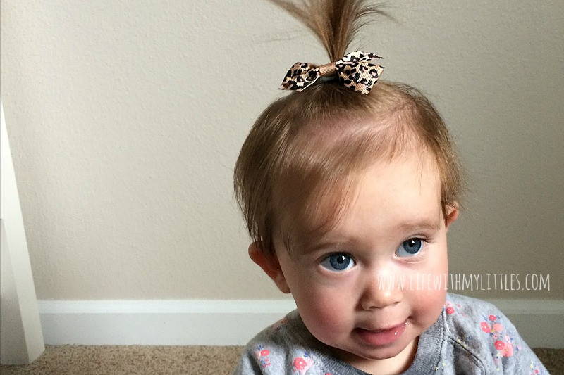 Best ideas about Infant Girls Hairstyles . Save or Pin Baby and Toddler Girl Hairstyles Life With My Littles Now.