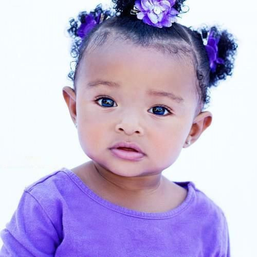 Best ideas about Infant Girls Hairstyles . Save or Pin 25 best ideas about Black Baby Hairstyles on Pinterest Now.