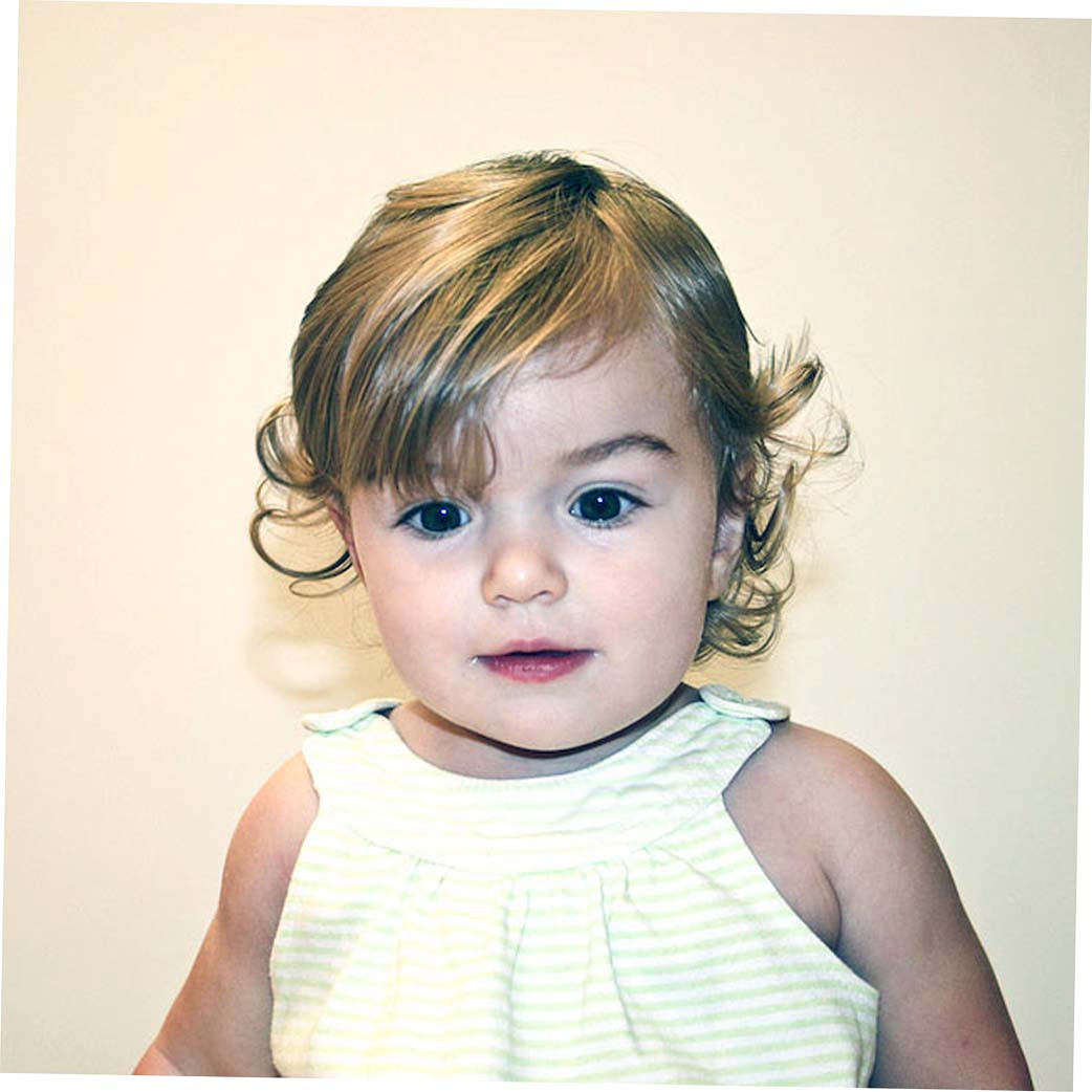 Best ideas about Infant Girls Hairstyles . Save or Pin 25 Baby Girl Hairstyles BEST and Re mended 2017 Ellecrafts Now.