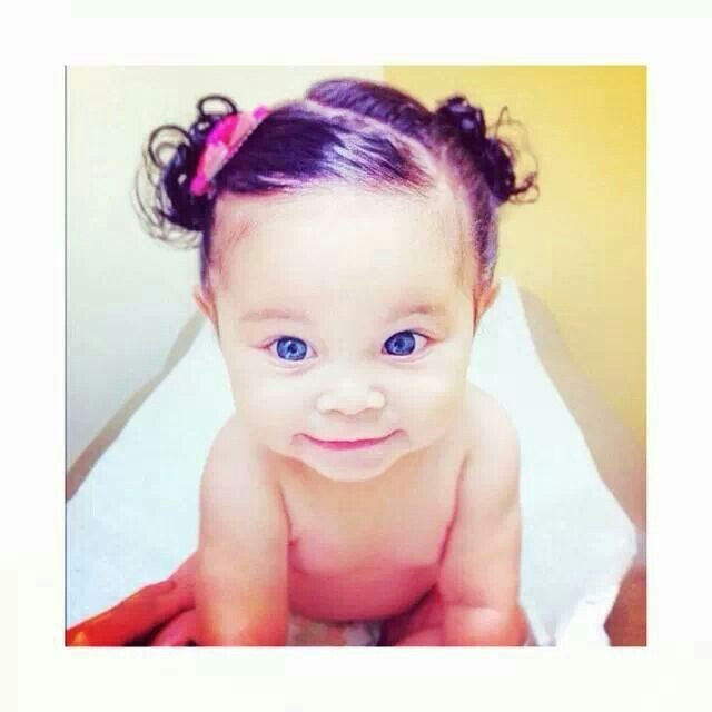 Best ideas about Infant Girls Hairstyles . Save or Pin 25 best ideas about Baby girl hairstyles on Pinterest Now.