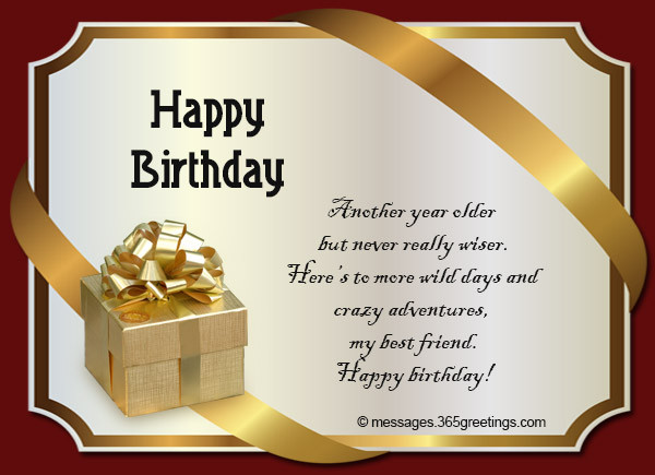 Best ideas about Inspirational Birthday Wishes . Save or Pin Inspirational Birthday Messages 365greetings Now.