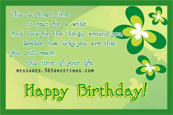 Best ideas about Inspirational Birthday Wishes . Save or Pin Happy Birthday Wishes Messages and Greetings Messages Now.