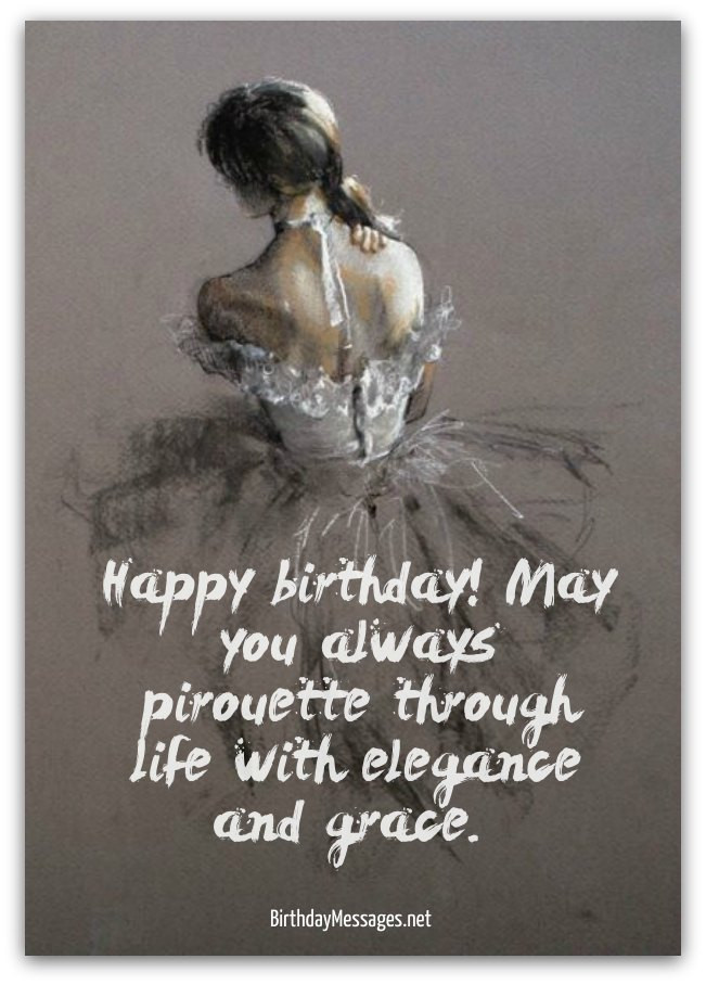 Best ideas about Inspirational Birthday Wishes . Save or Pin Inspirational Birthday Wishes Page 3 Now.