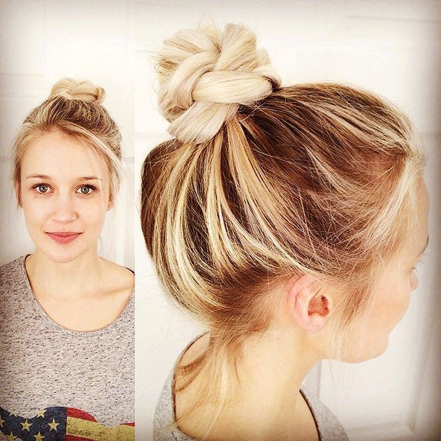 Best ideas about Invisibobble Hairstyles . Save or Pin 17 Best images about invisibobble Sun s out Bun s out Now.