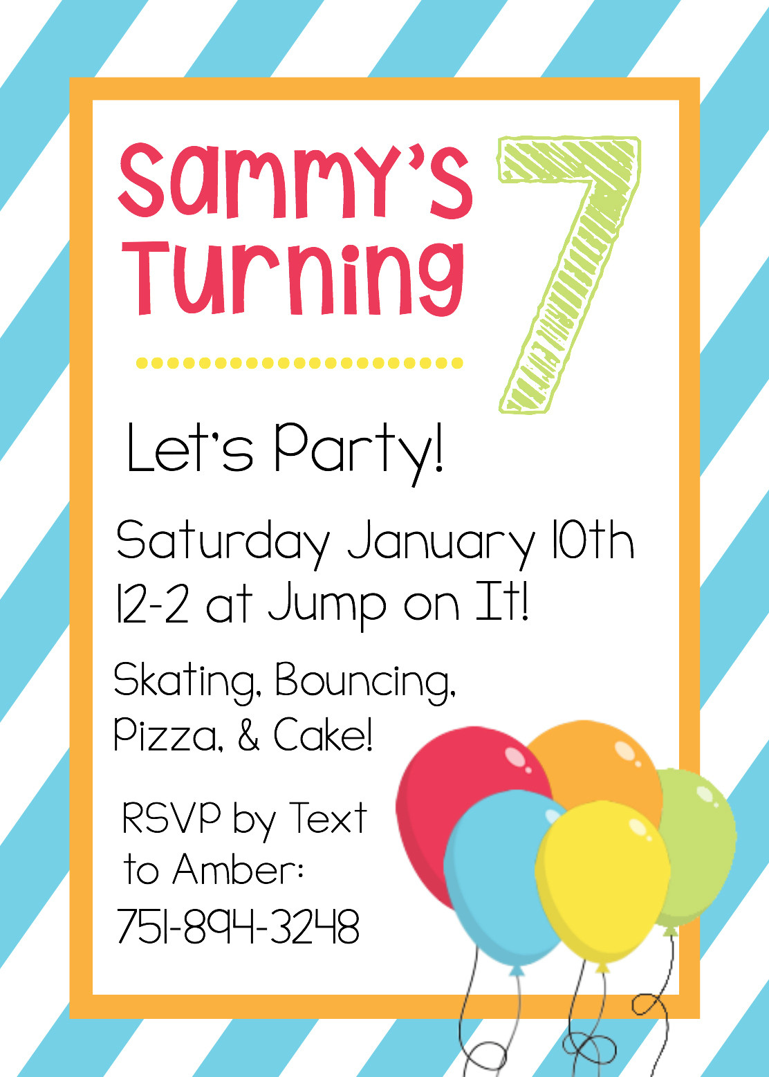 Best ideas about Invitation For Birthday Party . Save or Pin Free Printable Birthday Invitation Templates Now.