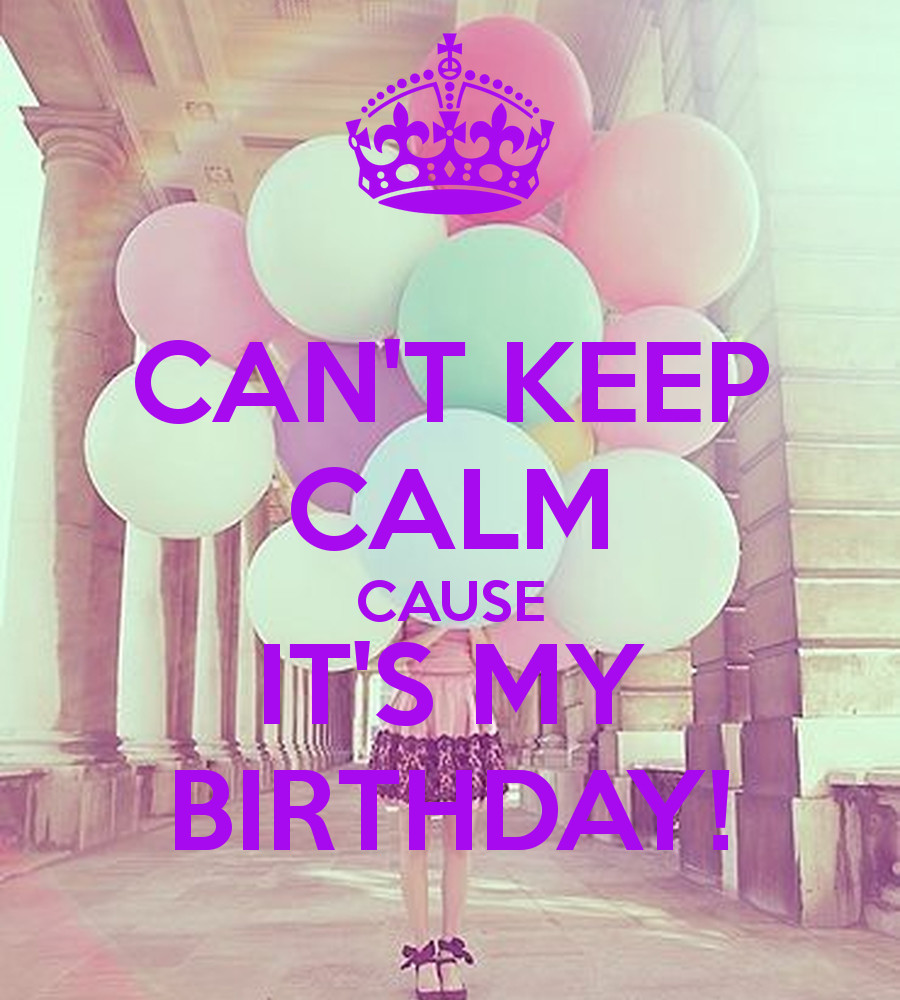 Best ideas about It's My Birthday Month Quotes . Save or Pin Its My Birthday Quotes QuotesGram Now.