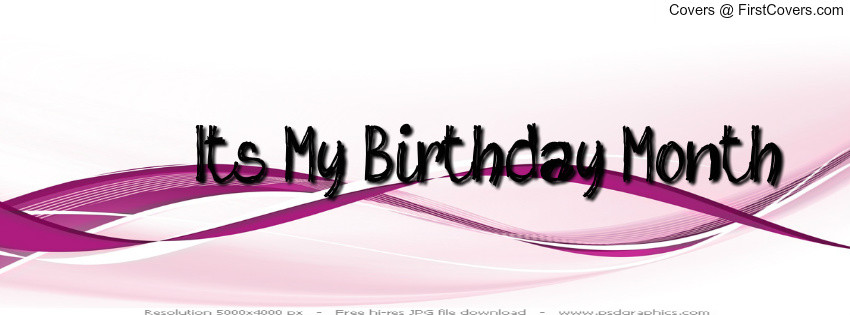 Best ideas about It's My Birthday Month Quotes . Save or Pin My Birthday Month Quotes QuotesGram Now.