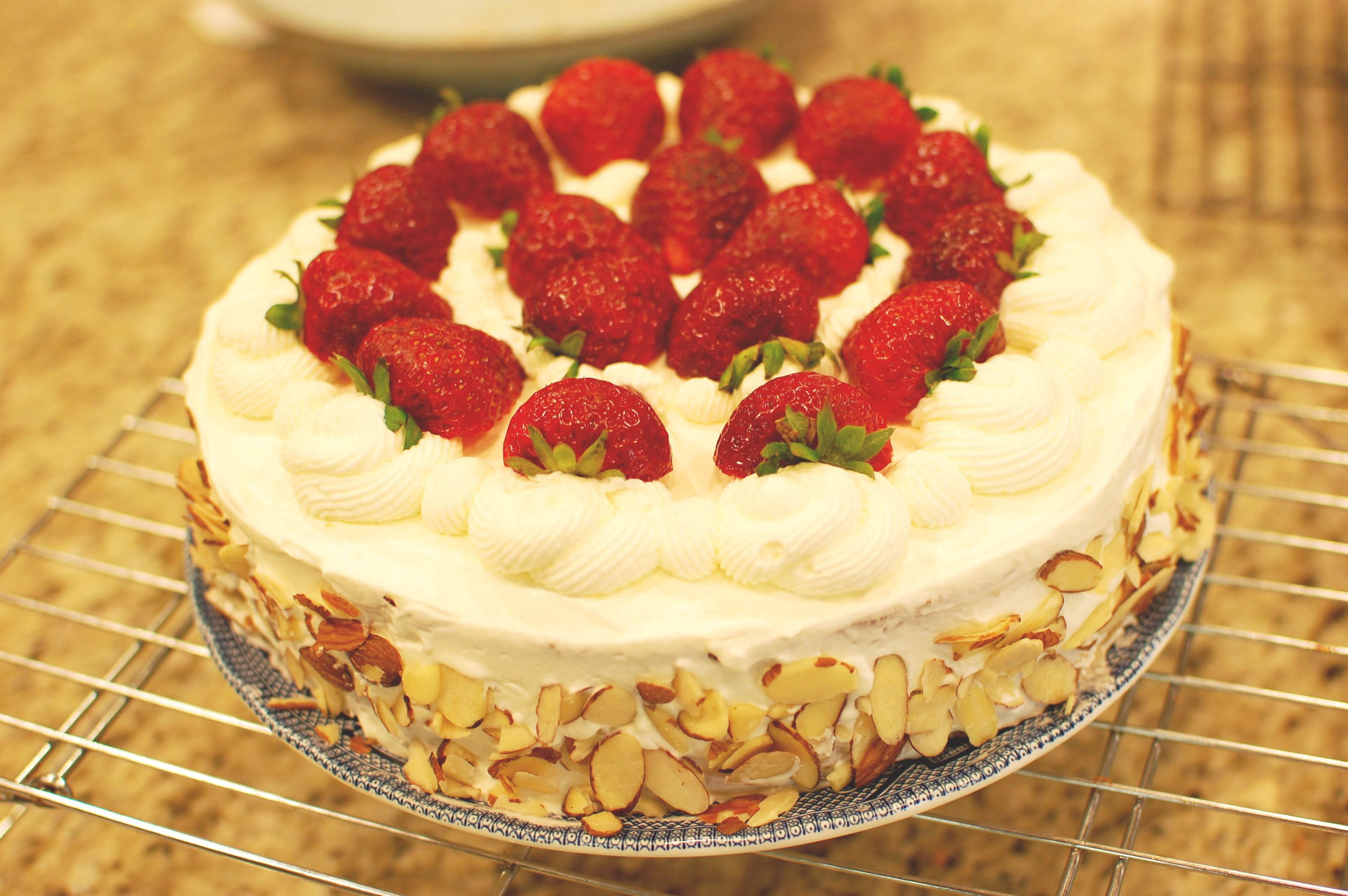 Best ideas about Japanese Birthday Cake . Save or Pin Japanese Strawberry Cake a k a Chinese Birthday Cake Now.