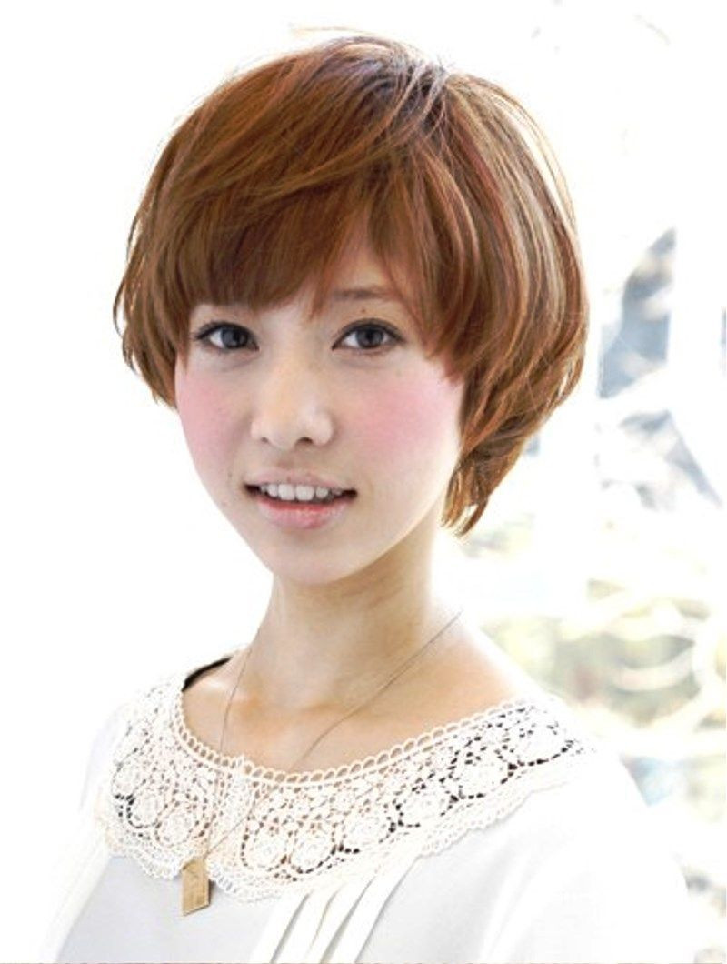 Best ideas about Japanese Hairstyle Female . Save or Pin Short Japanese Hairstyle For Girls Now.