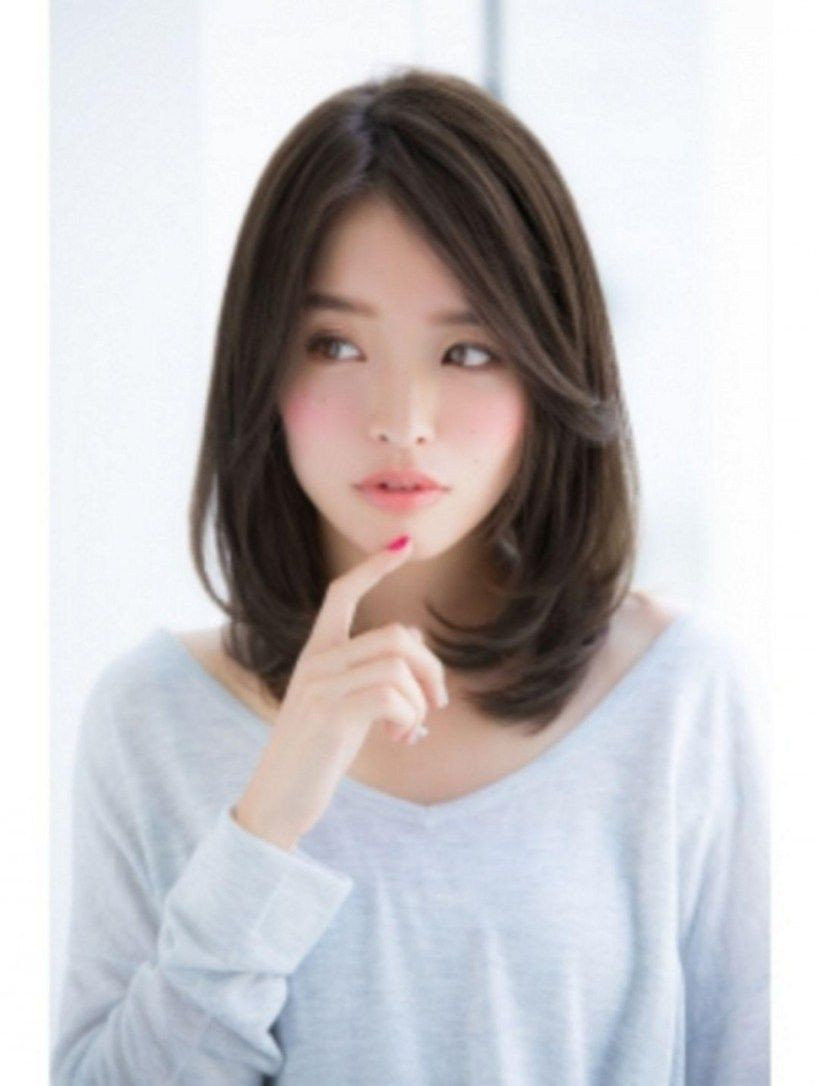 Best ideas about Japanese Hairstyle Female . Save or Pin 2018 2019 Korean Haircuts For Women – Shapely Korean Now.