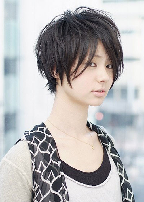 Best ideas about Japanese Hairstyle Female . Save or Pin 50 Incredible Short Hairstyles for Asian Women to Enjoy Now.