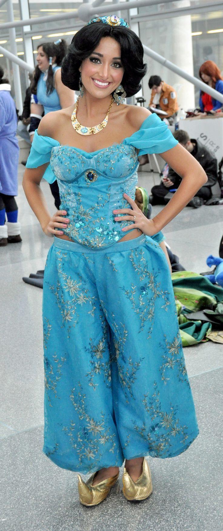Best ideas about Jasmine DIY Costume . Save or Pin Best 25 Princess jasmine cosplay ideas on Pinterest Now.