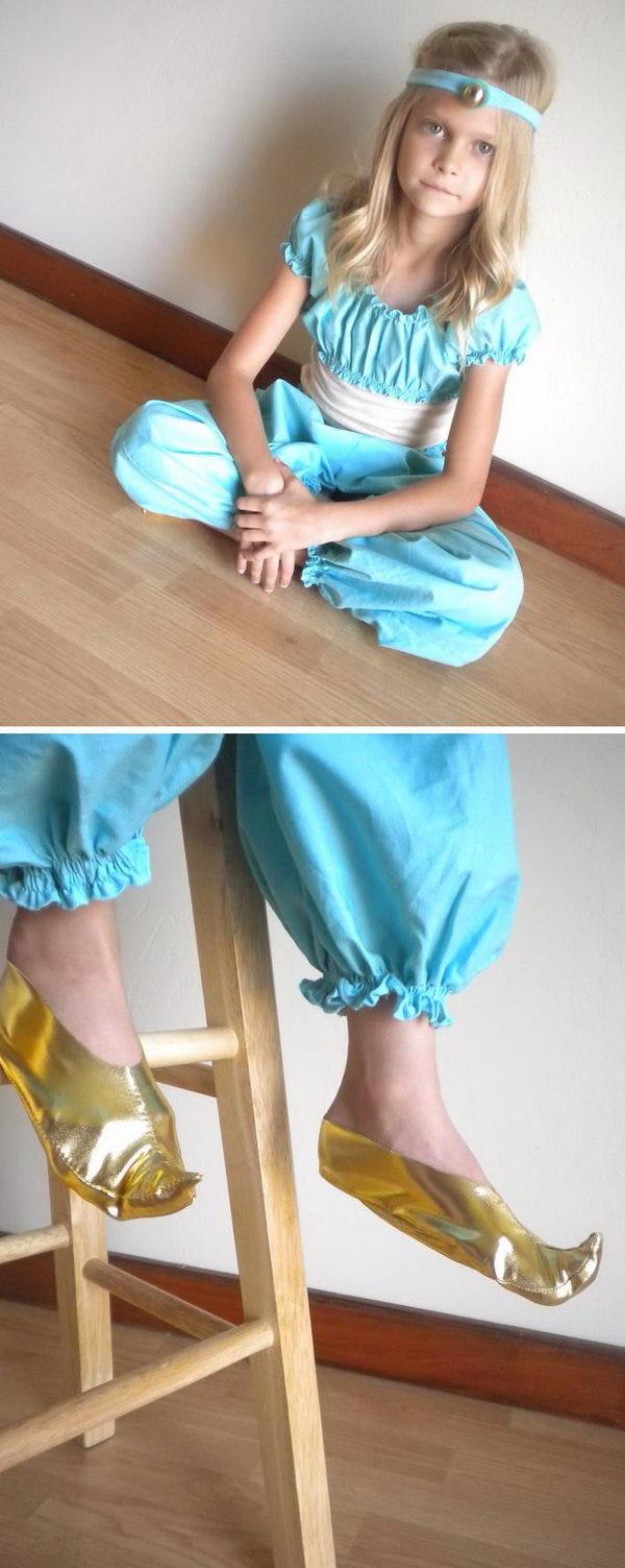 Best ideas about Jasmine DIY Costume . Save or Pin 10 Princess Jasmine Costumes 2017 Now.