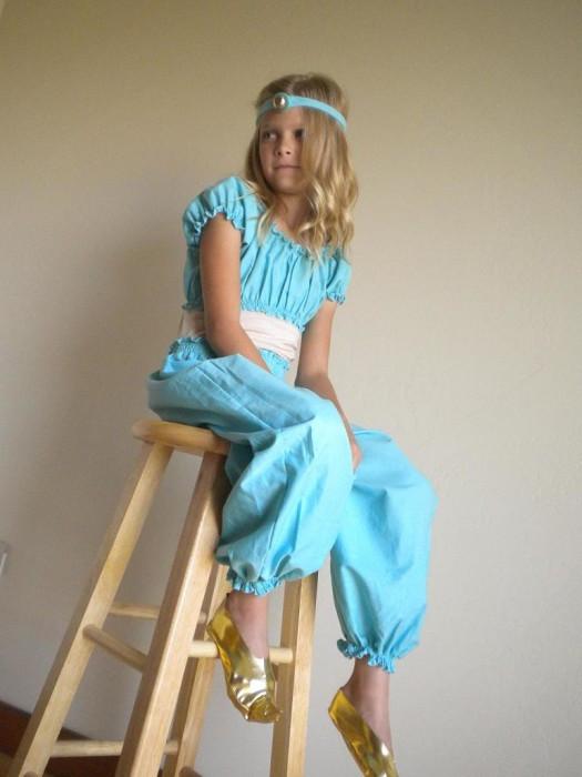 Best ideas about Jasmine DIY Costume . Save or Pin 20 Free Disney Princess Costume Patterns & Tutorials Now.