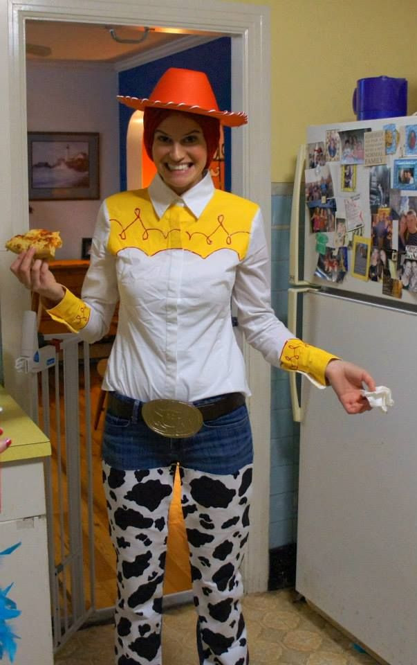 Best ideas about Jessie Toy Story Costume DIY . Save or Pin Jessie Costumes Now.