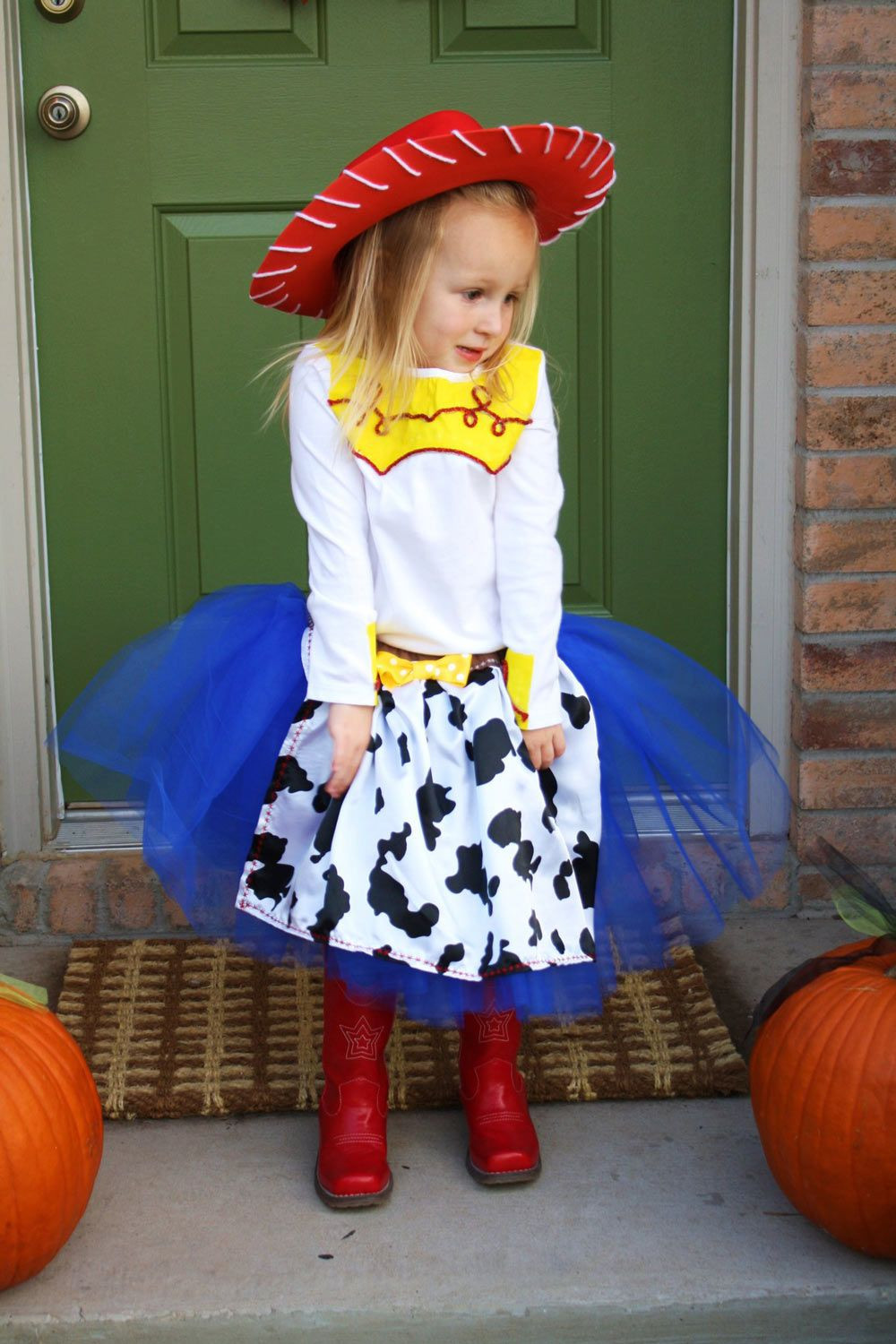 Best ideas about Jessie Toy Story Costume DIY . Save or Pin DIY Toy Story Jessie Costume Now.