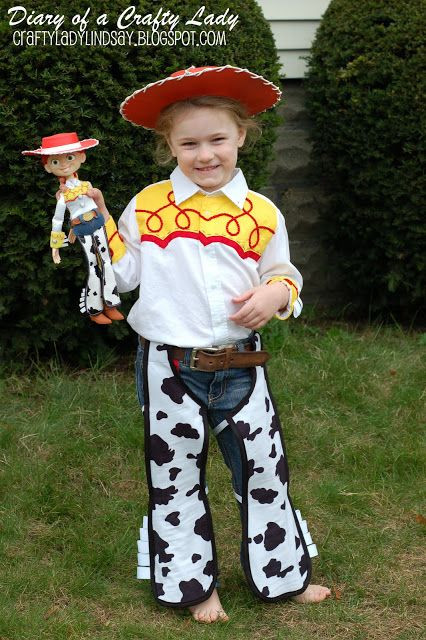 Best ideas about Jessie Toy Story Costume DIY . Save or Pin Jessie Costume Tutorial Halloween Pinterest Now.