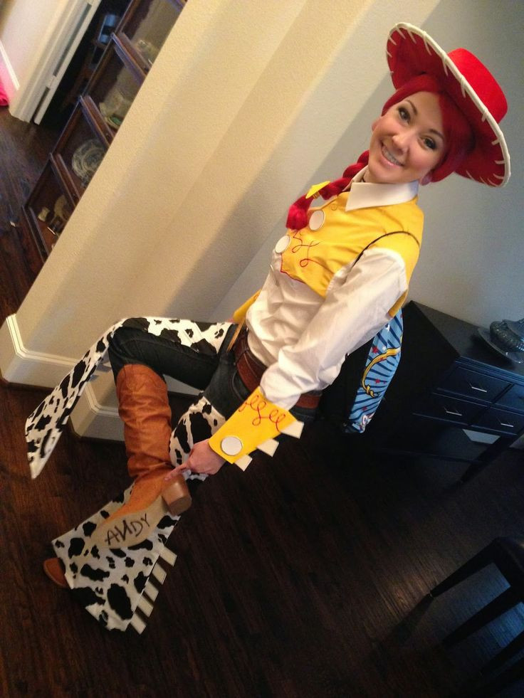 Best ideas about Jessie Toy Story Costume DIY . Save or Pin 17 Best ideas about Toy Story Costumes on Pinterest Now.