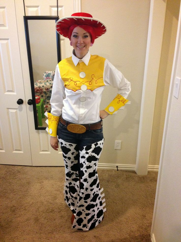 Best ideas about Jessie Toy Story Costume DIY . Save or Pin GLITZY GEEK GIRL Tutorial Jessie from Toy Story Cosplay Now.