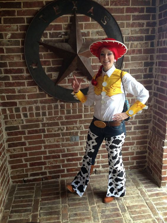 Best ideas about Jessie Toy Story Costume DIY . Save or Pin Jessie from toy story Toy story and Toys on Pinterest Now.