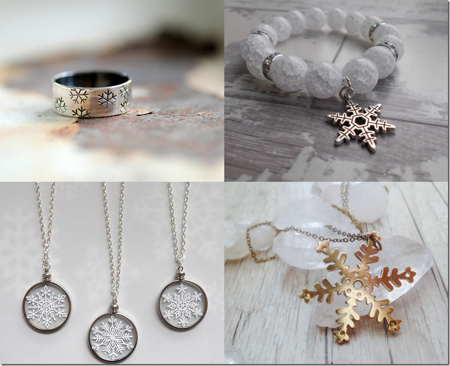 Best ideas about Jewelry Gift Ideas . Save or Pin Fashionista NOW Snowflake Jewelry Gift Ideas For Now.