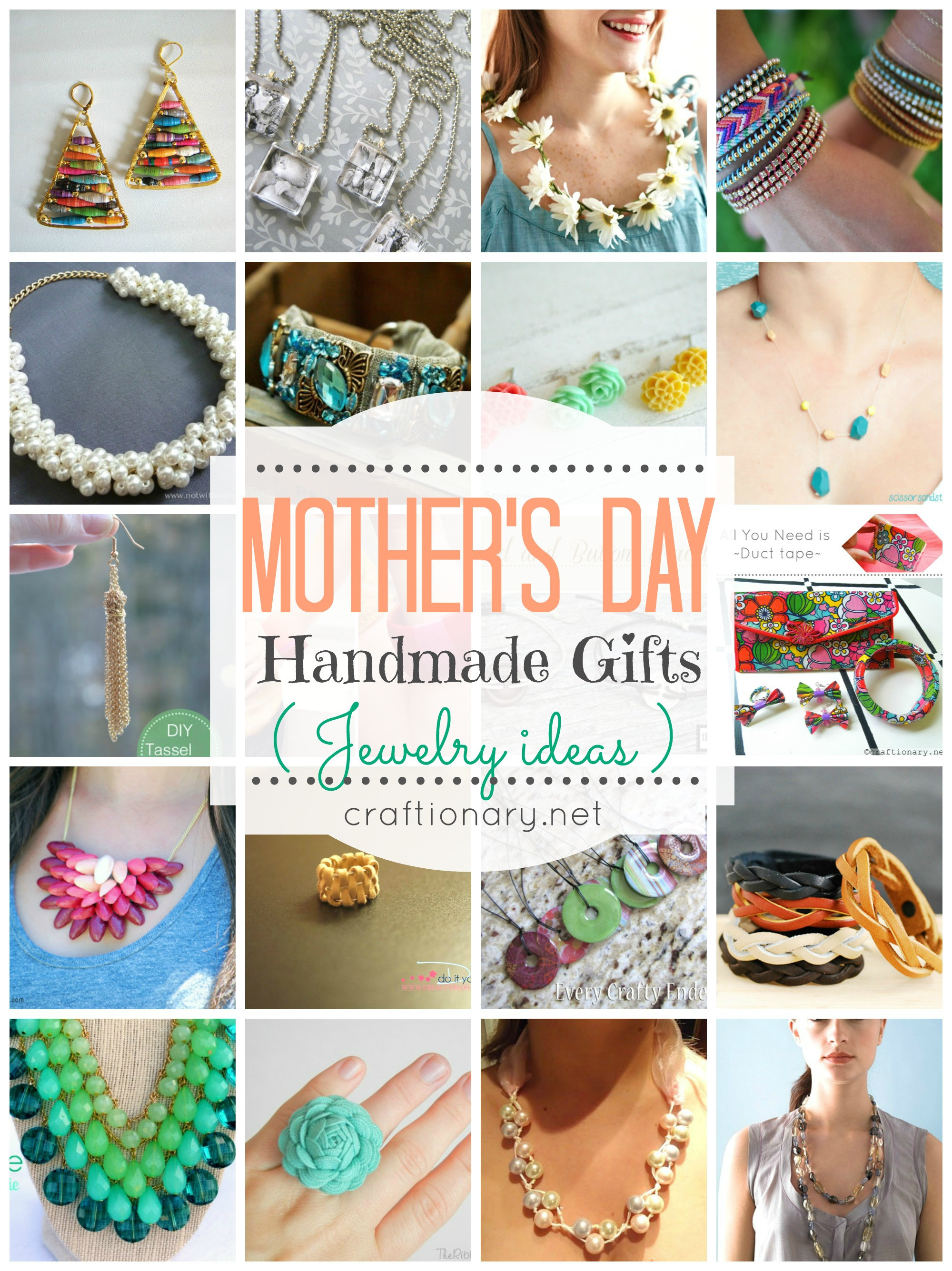 Best ideas about Jewelry Gift Ideas . Save or Pin Craftionary Now.