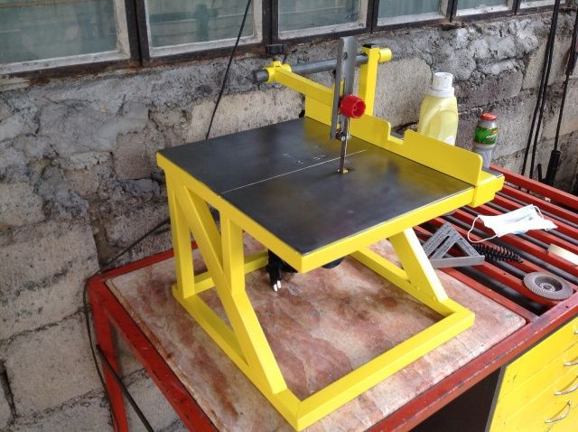 Best ideas about Jigsaw Table DIY . Save or Pin Jigsaw table with guide plete diy Now.
