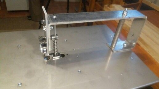 Best ideas about Jigsaw Table DIY . Save or Pin Diy jigsaw table from scrap Diy tools Pinterest Now.